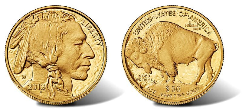 1_oz_American_Gold_Buffalo_BU coin shop in lutz